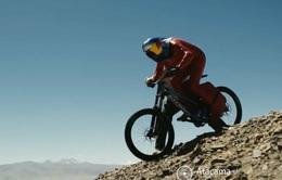 Kỷ lục thể giới xe đạp đổ dốc