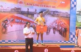Lê Văn Duẩn về nhất chặng 6 giải xe đạp cúp truyền hình TP. Hồ Chí Minh