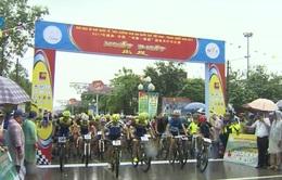 Khai mạc giải đua xe đạp Một đường đua, Hai quốc gia