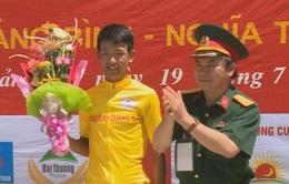 Diễn biến chặng 5 giải đua xe đạp Về Trường Sơn 2017