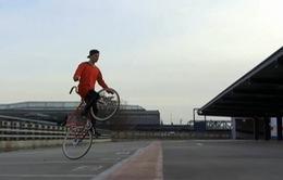 """Tìm hiểu về môn Xe đạp biểu diễn - """"Ballet đường phố"""""""