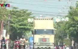 Bình Định: Gia tăng TNGT do xe đầu kéo
