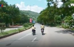 Xe máy độ chế tung hoành tại Khánh Hòa