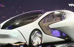 Xe hơi sử dụng trí thông minh nhân tạo