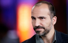 CEO Expedia Dara Khosrowshahi trở thành CEO mới của Uber