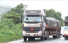 Hà Tĩnh chỉ đạo xử lý xe quá tải sau phản ánh của Truyền hình Việt Nam