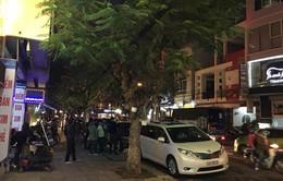 """Lực lượng chức năng làm việc tại nhà Vũ """"nhôm"""" ở Đà Nẵng"""
