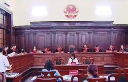 15 vụ án được xét xử theo trình tự giám đốc thẩm
