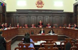 Xét xử giám đốc thẩm đối với 15 vụ án