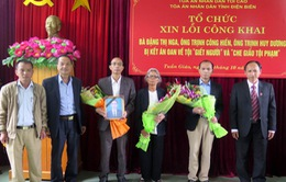 Bài học từ vụ án oan sai xuyên thế kỷ tại Điện Biên