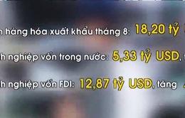 Doanh nghiệp FDI dẫn dắt xuất khẩu Việt Nam