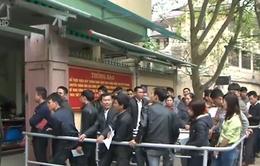 Nghệ An: Lượng người làm thủ tục xuất nhập cảnh tăng cao