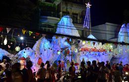 Nhiều điểm chụp ảnh lý tưởng dịp Giáng sinh ở TP.HCM