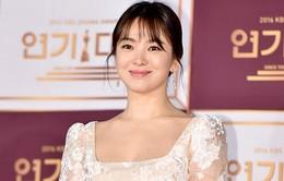 """Song Hye Kyo và Song Joong Ki không phải cưới vì """"chạy bầu"""""""