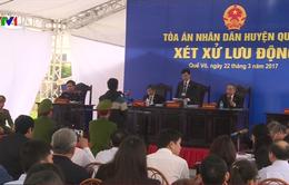 Xét xử lưu động vụ hỏa hoạn tại Công ty Nam Á, KCN Quế Võ