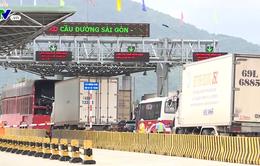 Khánh Hòa: Ách tắc trạm thu phí Ninh An do lái xe dùng tiền lẻ trả phí