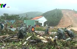 Quân khu 5 sát cánh cùng nhân dân miền Trung trong hoạn nạn