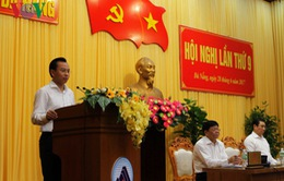 Hội nghị Thành ủy Đà Nẵng lần thứ 9 mở rộng