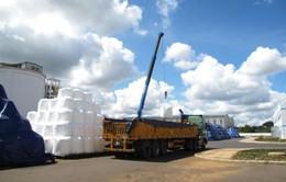 Xuất khẩu 11.600 tấn Hydroxit nhôm sang thị trường Hàn Quốc và Nhật Bản