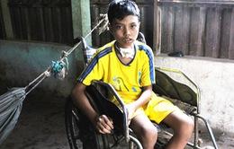 Sự sống mong manh của bé 10 tuổi bị xuất huyết não