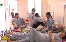 Số ca sốt xuất huyết nặng tăng