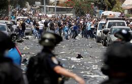 Căng thẳng gia tăng tại Đông Jerusalem