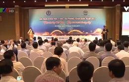 Hội nghị khoa học toàn quốc về công tác y học dự phòng