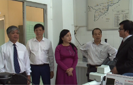 Bộ trưởng Bộ Y tế làm việc về công tác phòng dịch bệnh tại TP.HCM