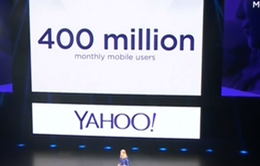 CEO Yahoo! bị cắt lương thưởng vì bê bối lộ tài khoản người dùng
