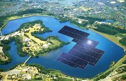 Khám phá nhà máy điện nổi năng lượng Mặt Trời lớn nhất tại Nhật Bản