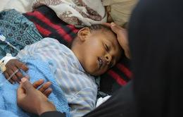 UNICEF gửi hàng viện trợ tới Yemen