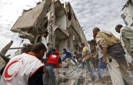 Yemen: Thêm 14 người thiệt mạng trong vụ không kích của liên quân Arab