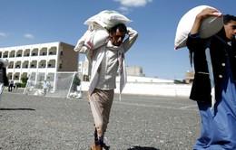 """Yemen """"sụp đổ' hoàn toàn vì dịch tả và nạn đói"""
