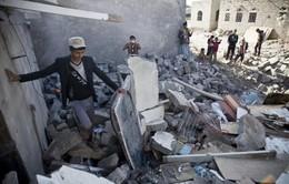 Gần 2 triệu người Yemen sơ tán do xung đột và chiến tranh