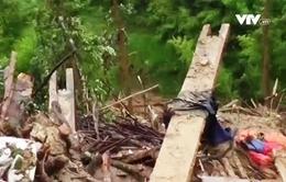 Yên Bái: Mưa lớn gây sạt lở đất, 1 bé 6 tuổi tử vong