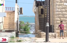 Latakia - Nơi bình yên đối với những người Syria di tản