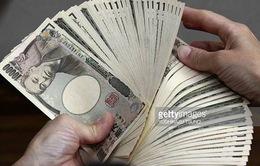 Dự trữ Yen Nhật trên toàn cầu lên cao nhất trong 14 năm
