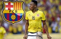Chuyển nhượng bóng đá quốc tế ngày 14/12/2017: Barcelona chuẩn bị đón tân binh đầu tiên