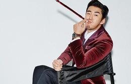 Yoon Kye Sang hóa quý ông lịch lãm trong bộ ảnh mới