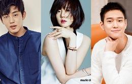 Yoo Ah In và sao phim Reply 1988 xác nhận đóng phim giả tưởng của tvN