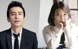 IU cùng bậc đàn anh dẫn dắt SBS Gayo Daejun