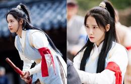 Vừa về nước đóng phim cổ trang, YoonA (SNSD) lại gây sốt