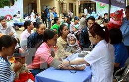 Nâng cao năng lực cho hệ thống y tế cơ sở tại 15 tỉnh