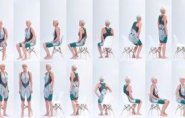 Aura Powered - Bộ đồ tăng cường sức mạnh cơ bắp cho người già