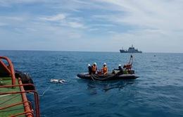Chìm tàu Hải Thành 26: Đã tìm thấy 6 thi thể thuyền viên