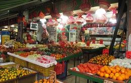 Khám phá chợ trái cây đắt như vàng tại Hong Kong (Trung Quốc)