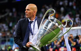Zidane cam kết gắn bó với Real đến 2020