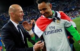Sao Real lý giải nguyên nhân cạo trọc sau khi vô địch La Liga