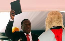 Tân Tổng thống Zimbabwe giải tán nội các tiền nhiệm