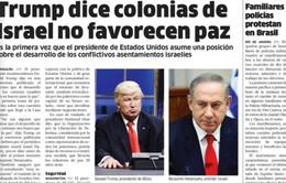 Báo Dominica nhầm hình diễn viên hài với Donald Trump